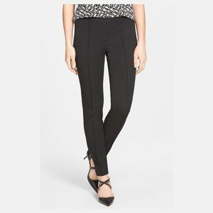 vince camuto Side Zip Stretch Twill black Pants 4